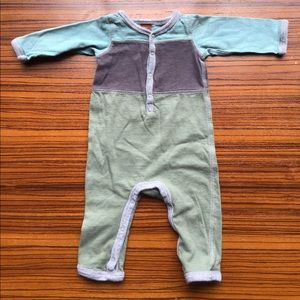 Tea Collection baby boy romper